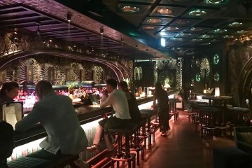 Ophelia Bar Hong Kong