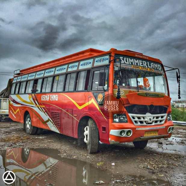 Jammu Buses