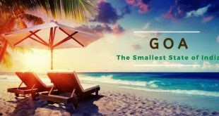 Goa: The Smallest State of India