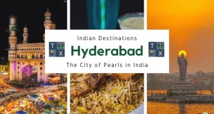 Hyderabad: The City of Pearls in India