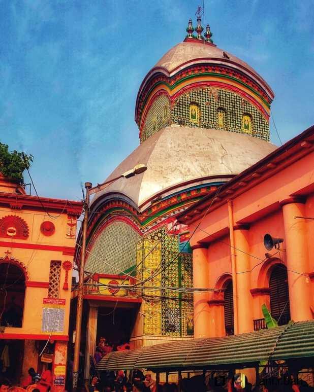Kalighat Temple, Kolkata