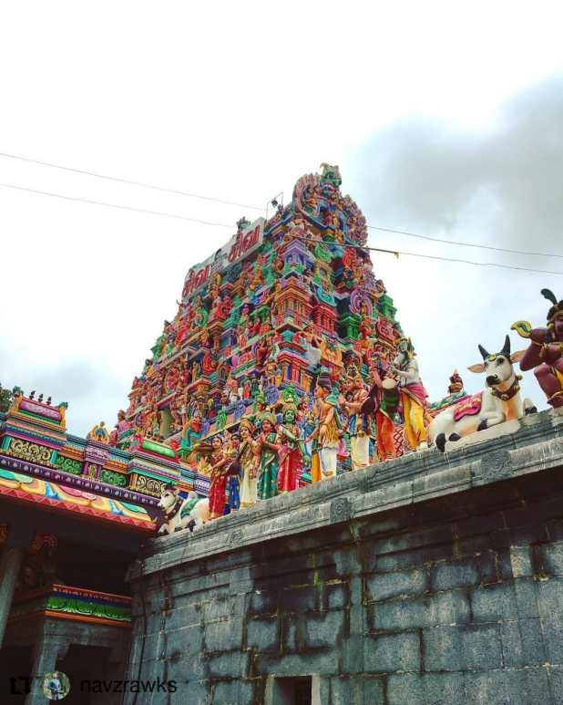 Thirukameshwar Temple