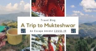 A trip to Mukteshwar