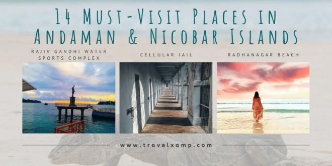 Must visit places in Andaman & Nicobar Island