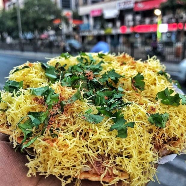 Sev Puri: Street food of Mumbai