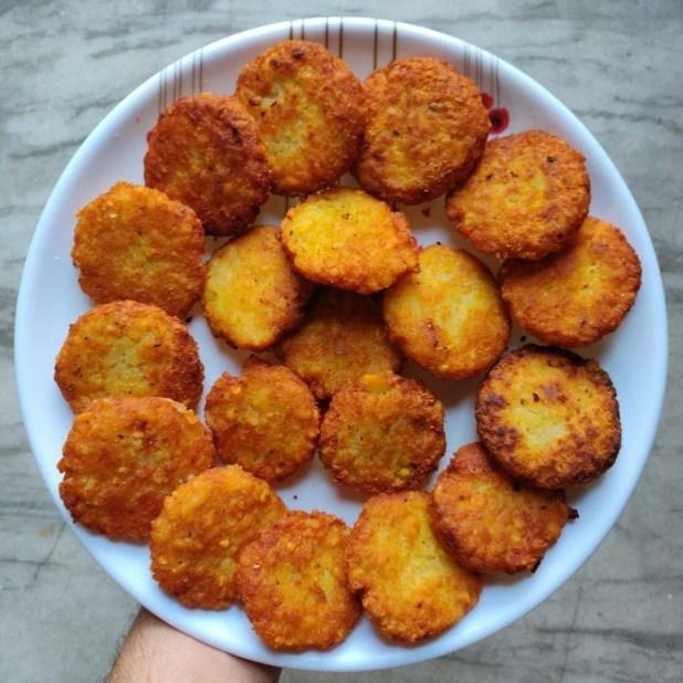aloo Tikki: Street food of Delhi