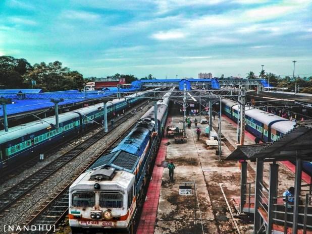 Ernakulam Station