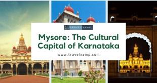 Mysore: The Cultural Capital of Karnataka