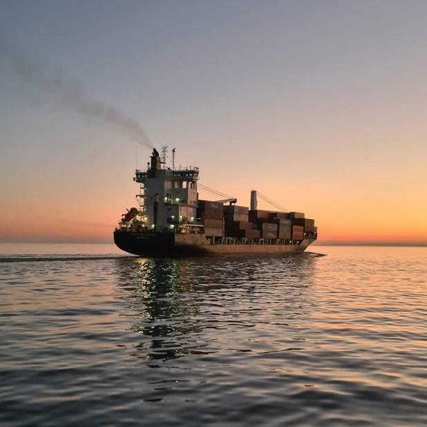 Lakshadweep Ship