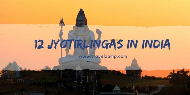 12 Jyotirlingas in India