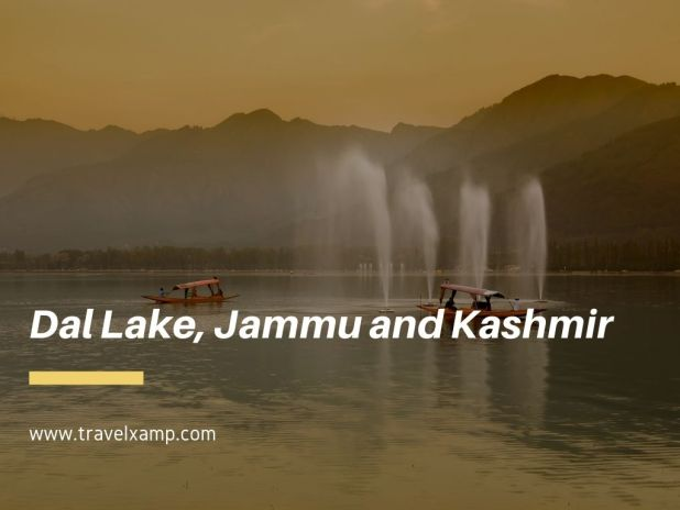 Dal Lake, Jammu and Kashmir