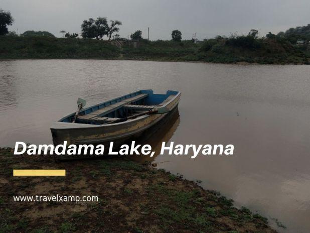 Damdama Lake, Haryana
