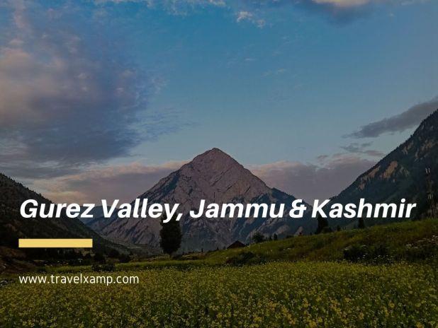 Gurez Valley, Jammu & Kashmir