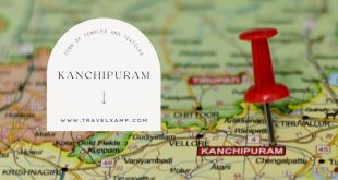 Kanchipuram: Town of Temples and Textiles