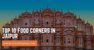 Top 10 Food Corners in Jaipur
