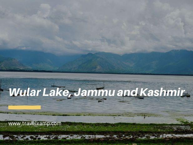 Wular Lake, Jammu and Kashmir