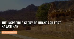 Story of Bhangarh Fort