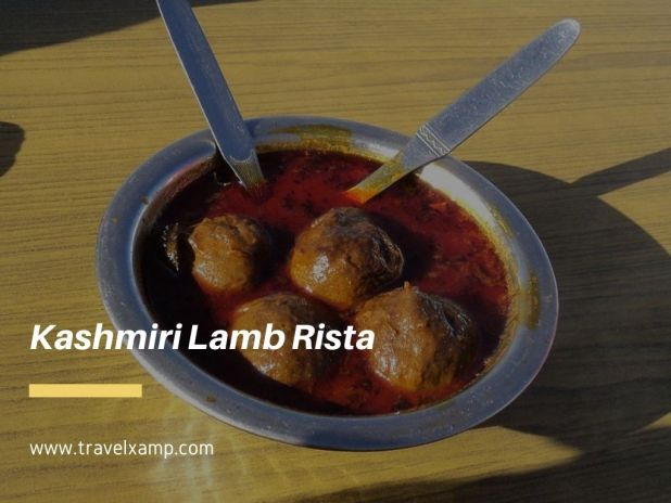 Kashmiri Lamb Rista