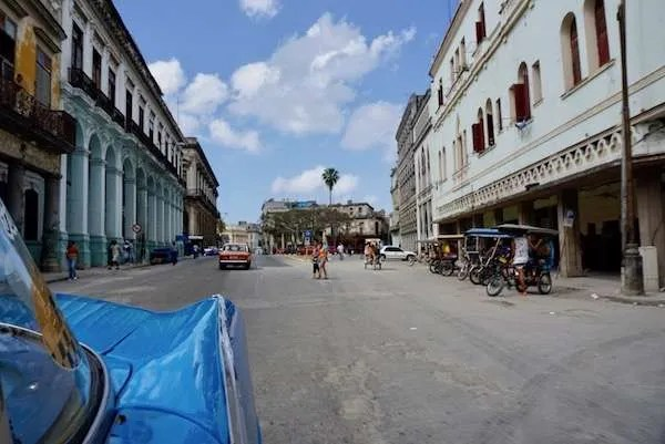 Prepare for the unexpected on a trip to Cuba
