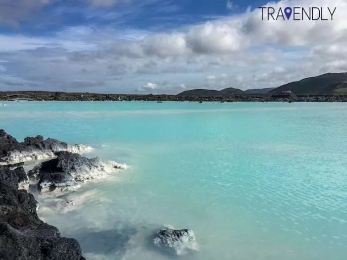 Beautiful Blue Lagoon Iceland