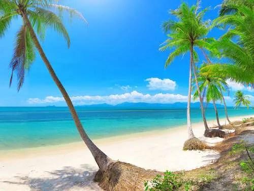 Bang Po Beach Koh Samui Thailand