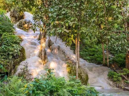 Namtok Bua Tong waterfall Thailand