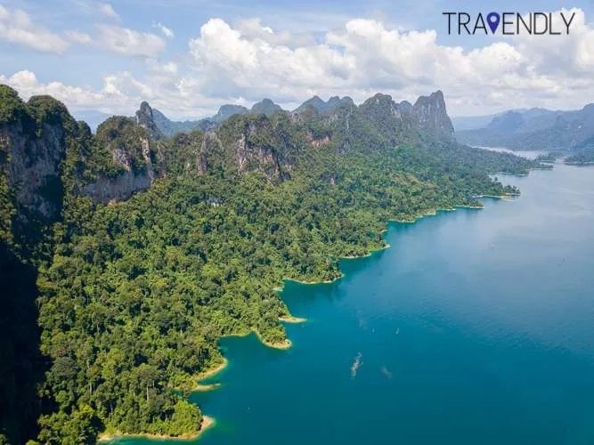 Unreal beauty of Khao Sok National Park
