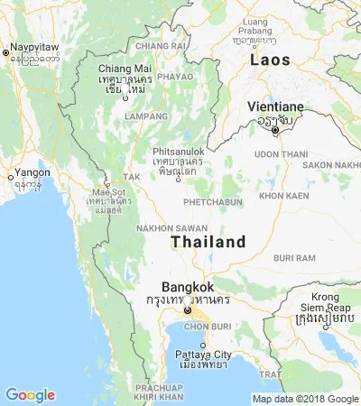 Thailand group tour summer 9 days