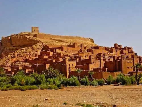 Ait Benhaddou Morocco group tour