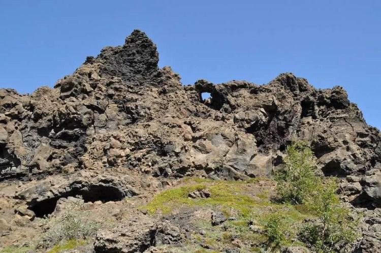 Dimmuborgir Iceland Game of Thrones location