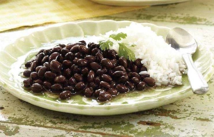Frijoles Negros Cuban cuisine