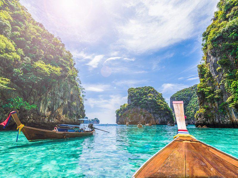 Loh Samah Bay Thailand