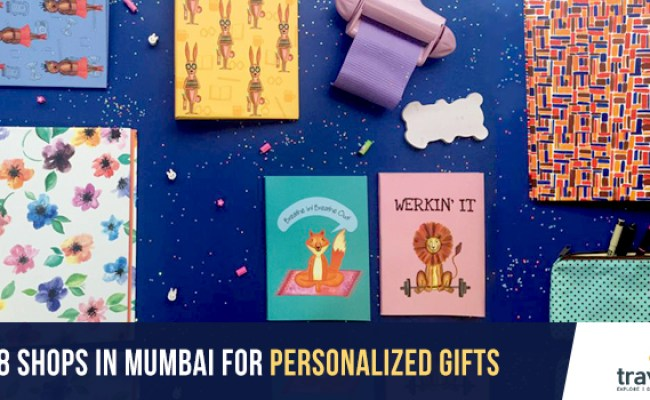 8 Best Personalized Gift Shops In Mumbai