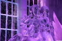 Frozen Disney Ice Sculptures