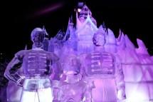 Disney' Frozen Ice Sculptures Traven Luc