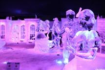 Disney Frozen Ice Sculptures Traven Luc