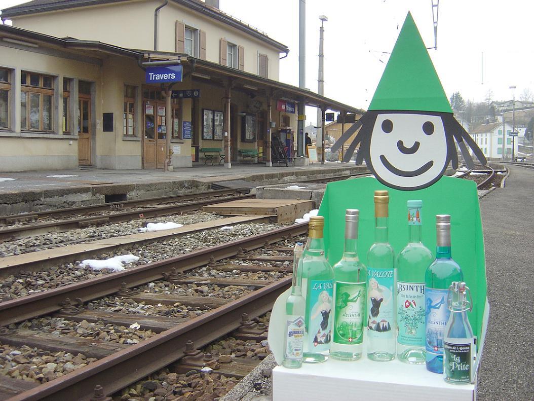 La Gare De Travers Services