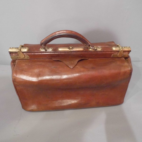 Vintage Glastone Bag