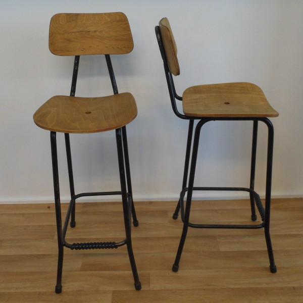 retro bar stools uk old for sale ireland vintage ebay