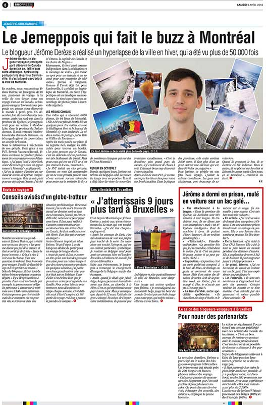 Avril 2016 - La Nouvelle Gazette