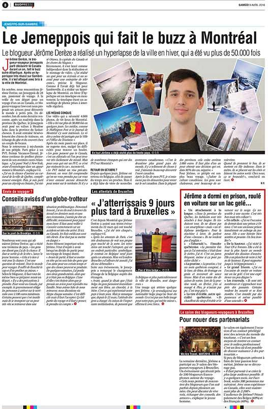 Avril 2016 - La Nouvelle Gazette