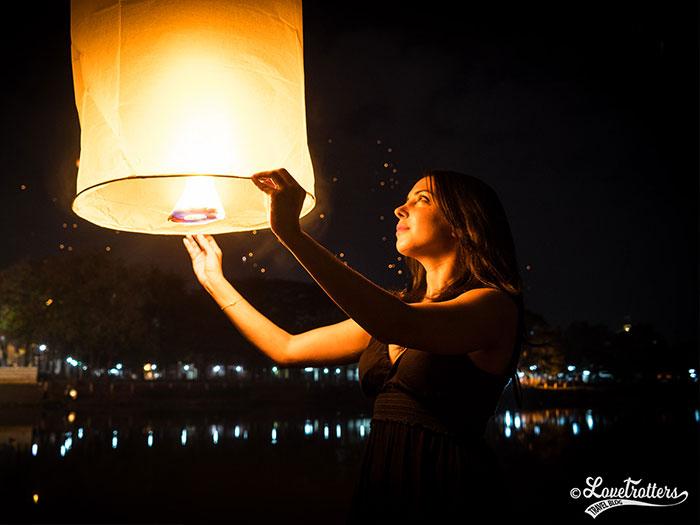 Lovetrotters - Thaïlande - Chiang Mai, Nouvel an