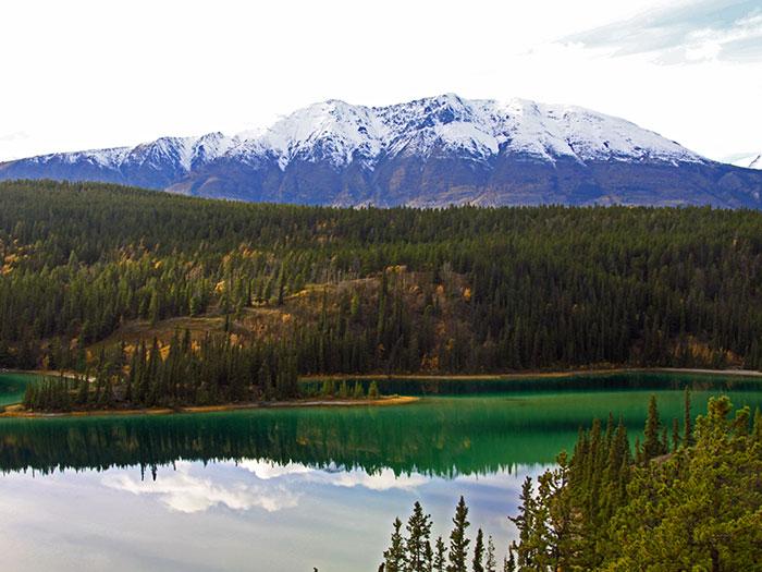 La Yukonnaise - Lacs du sud/Carcross, Yukon, Canada