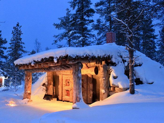 Mademoiselle-voyage - Noël en Laponie