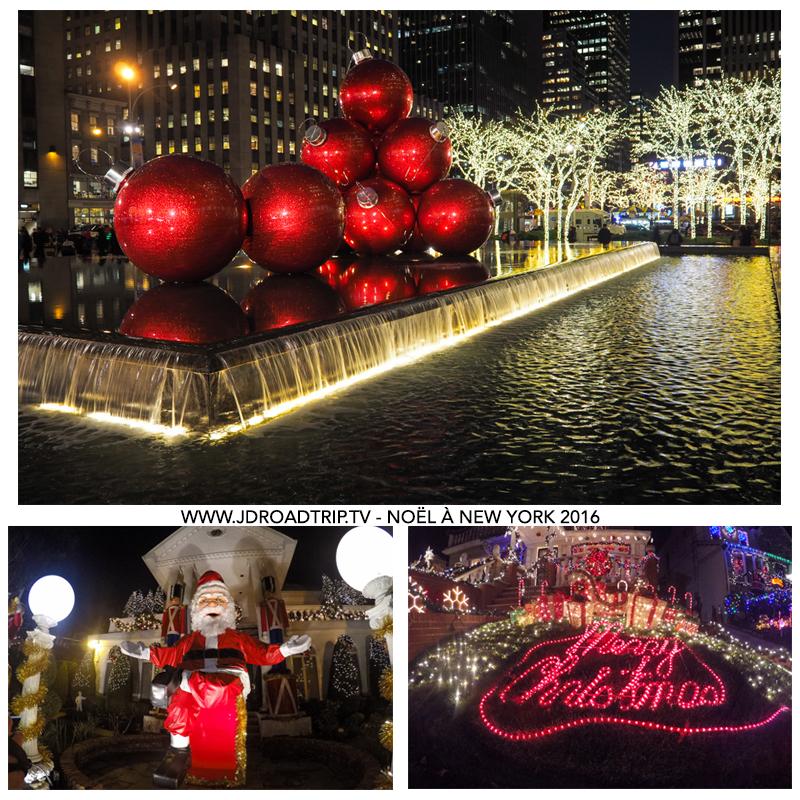JDRoadtrip - Noël à New-York
