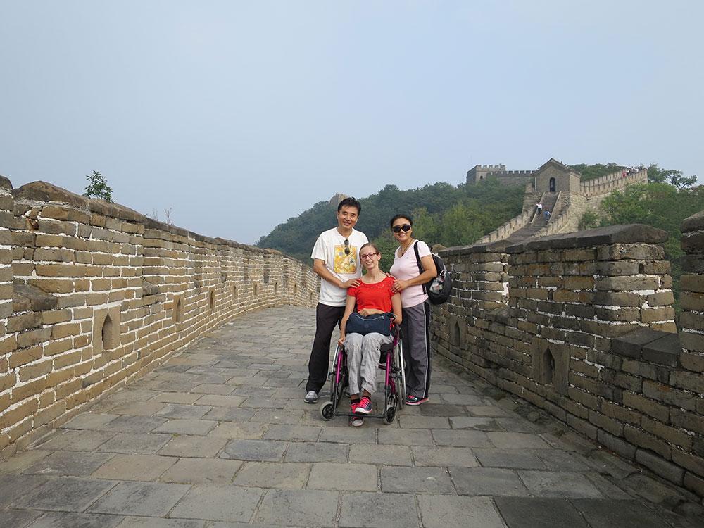 Mille découvertes sur 4 roulettes - Chine - 8 blogueurs voyageurs belges