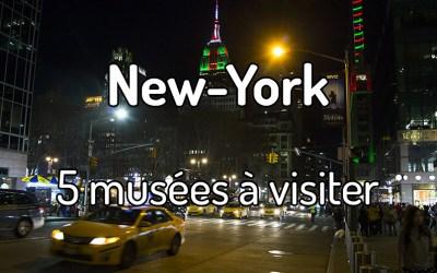 5 musées à visiter à New-York
