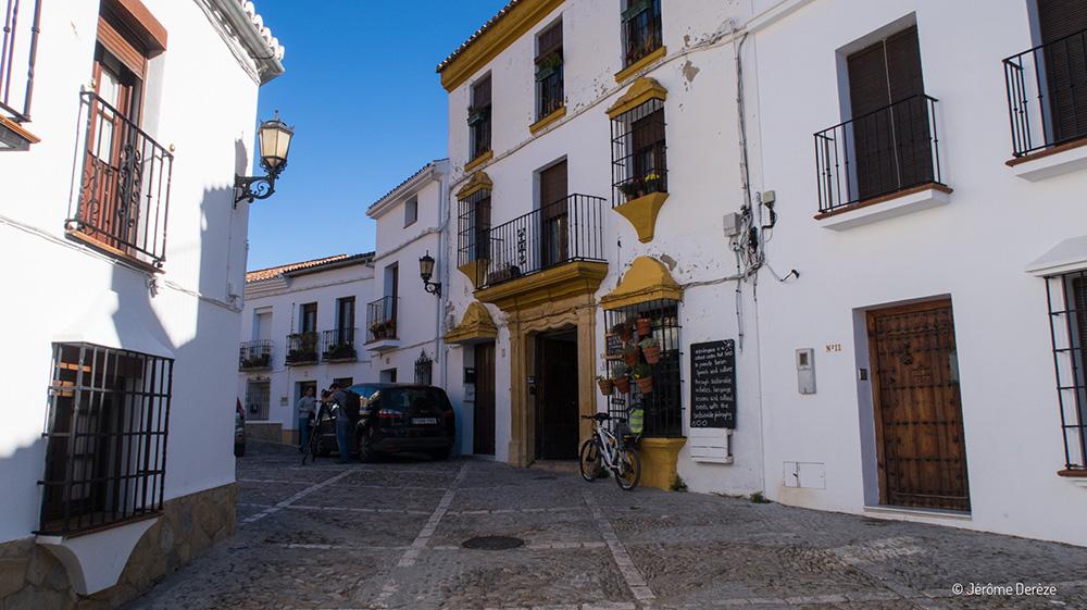 Apprendre l'espagnol - Le centre Entrelenguas dans la vieille ville de Ronda