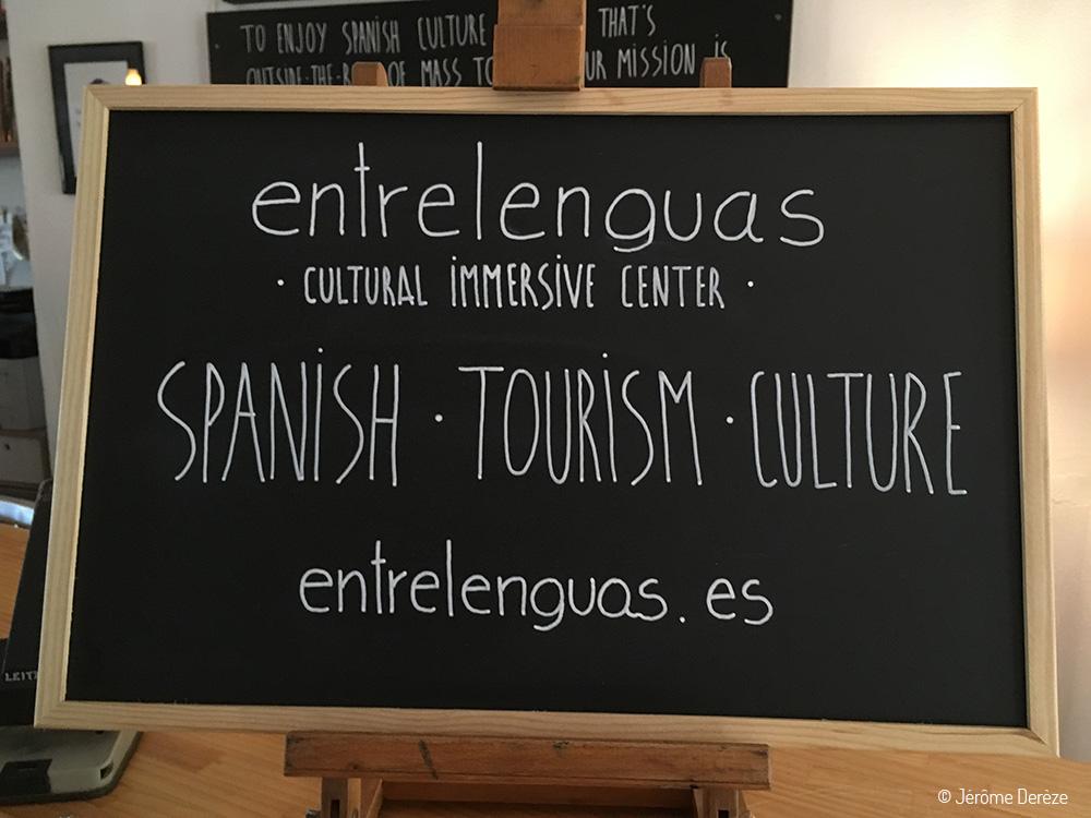 Apprendre l'espagnol - Entrelenguas - Culture et tourisme