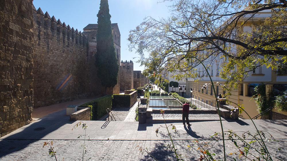 Lieux à visiter à Cordoue - Puerta del Almodovar - Porte d'Almodovar
